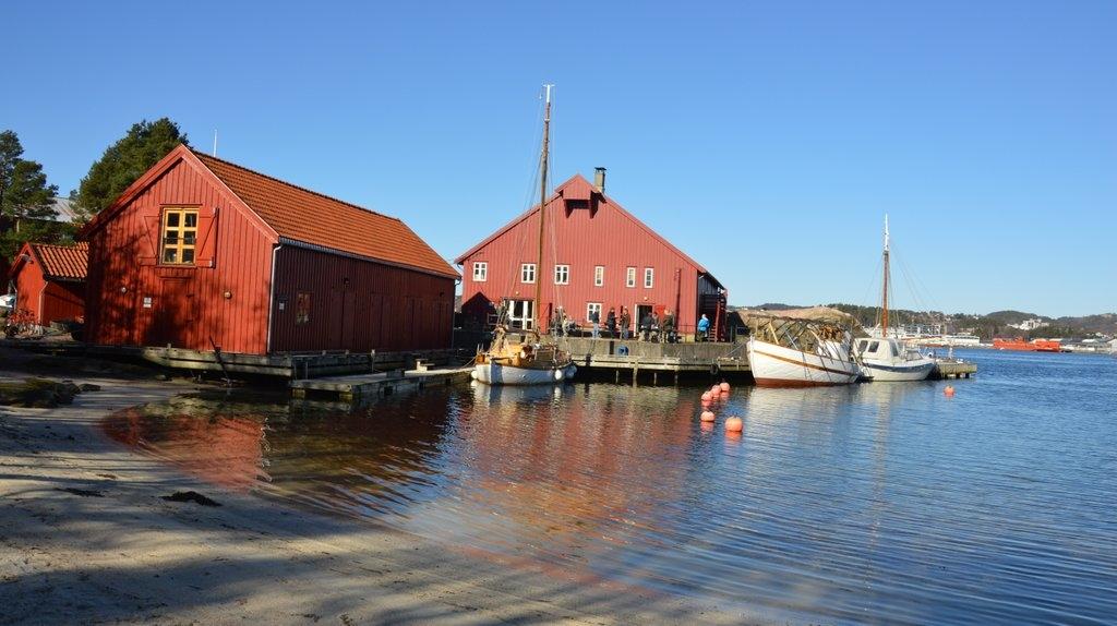 Bragdøya kystlag er ett av våre miljøer som har fått støtte fra Kulturminnefondet. Vi ser frem til å kunne realisrere enda nye restaureringsprosjekter i samarbeid med fondet i årene som kommer. Foto: Tuva Løkse