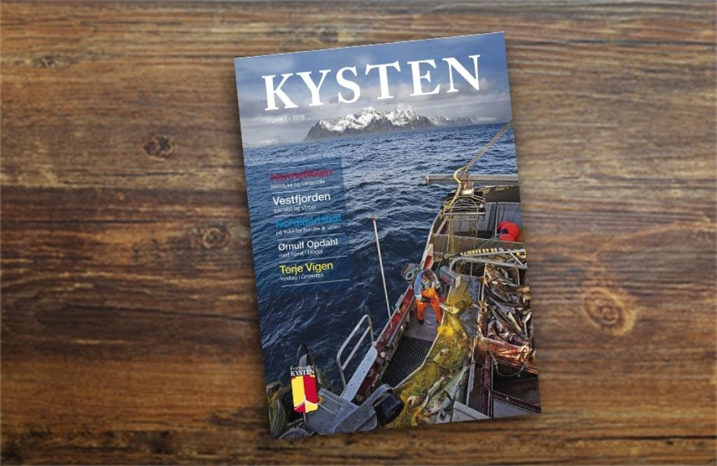 Vårt medlemsblad dekker hele feltet av kystkultur, fartøyvern og maritimt kulturminnevern.