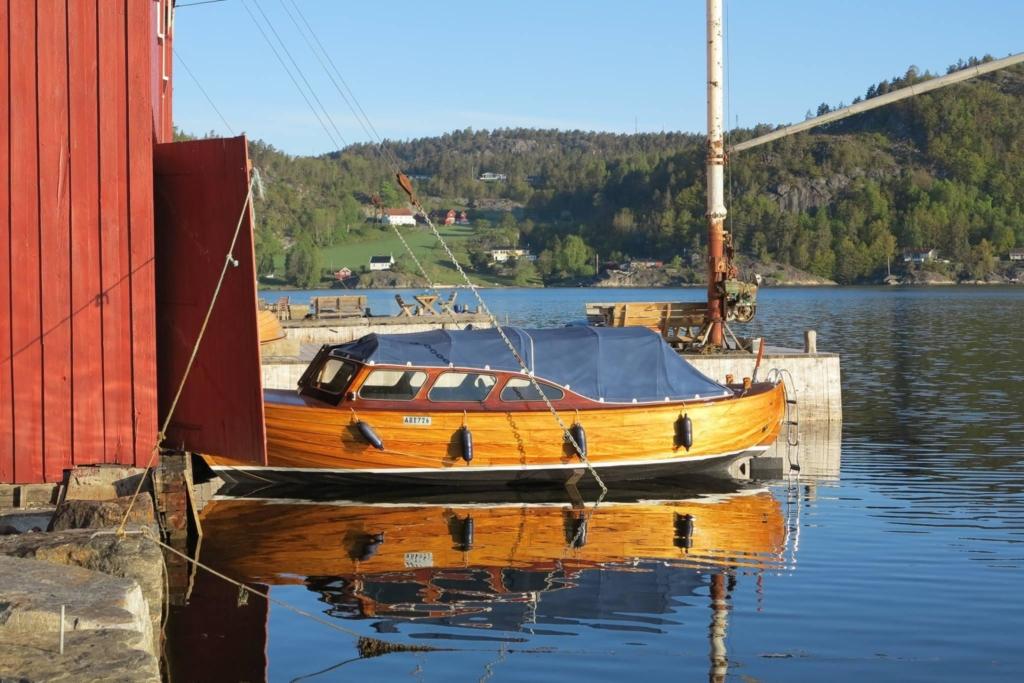 Foto: Risør trebåtbyggeri