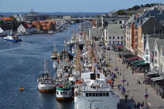 Takk til årets arrangører for et flott stevne i Haugesund! Foto: Tuva Løkse