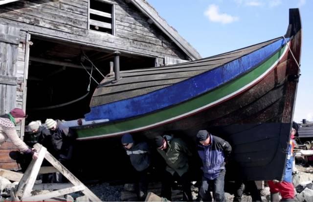 I en serie på fem små filmer presenterer vi kystlagene rundt i landet. I film nummer to er vi i Tromsø. Foto: Sveinung Uddu Ystad