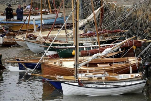 I sommer deltar vi på blant annet Scottish Traditional Boat Festival i Portsoy. Foto: Kathy Mansfield