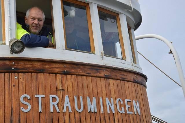"""Jøa kystlags """"Straumingen"""" får på plass bedre rensing av lensevannet som går på sjøen. De er ett av 17 kystlag som nå får penger til å realisere gode miljøtiltak. Foto: Heidi Thõni Sletten"""